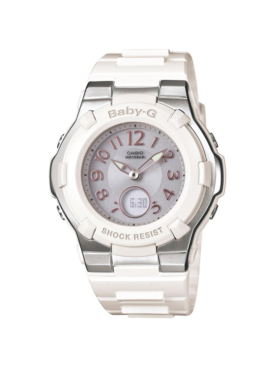 【1,000円OFFクーポン対象】カシオ BABY-G トリッパー クロノグラフ 腕時計 レディース CASIO BGA-1100-7BJF