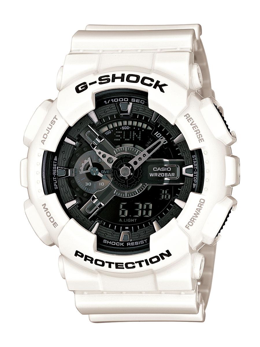 【最大3万円割引クーポン 11/01~】カシオ G-SHOCK クロノグラフ 腕時計 メンズ CASIO GA-110GW-7AJF