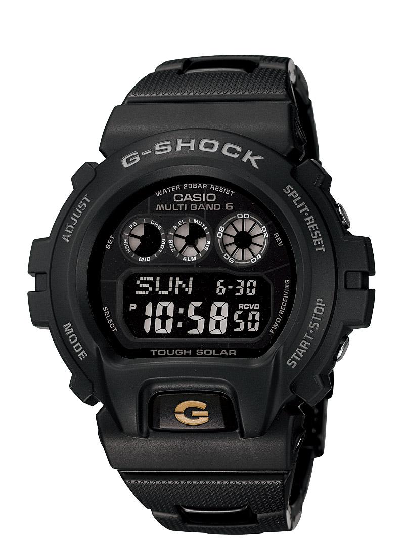 【1,000円OFFクーポン対象】カシオ G-SHOCK クロノグラフ 腕時計 メンズ CASIO GW-6900BC-1JF