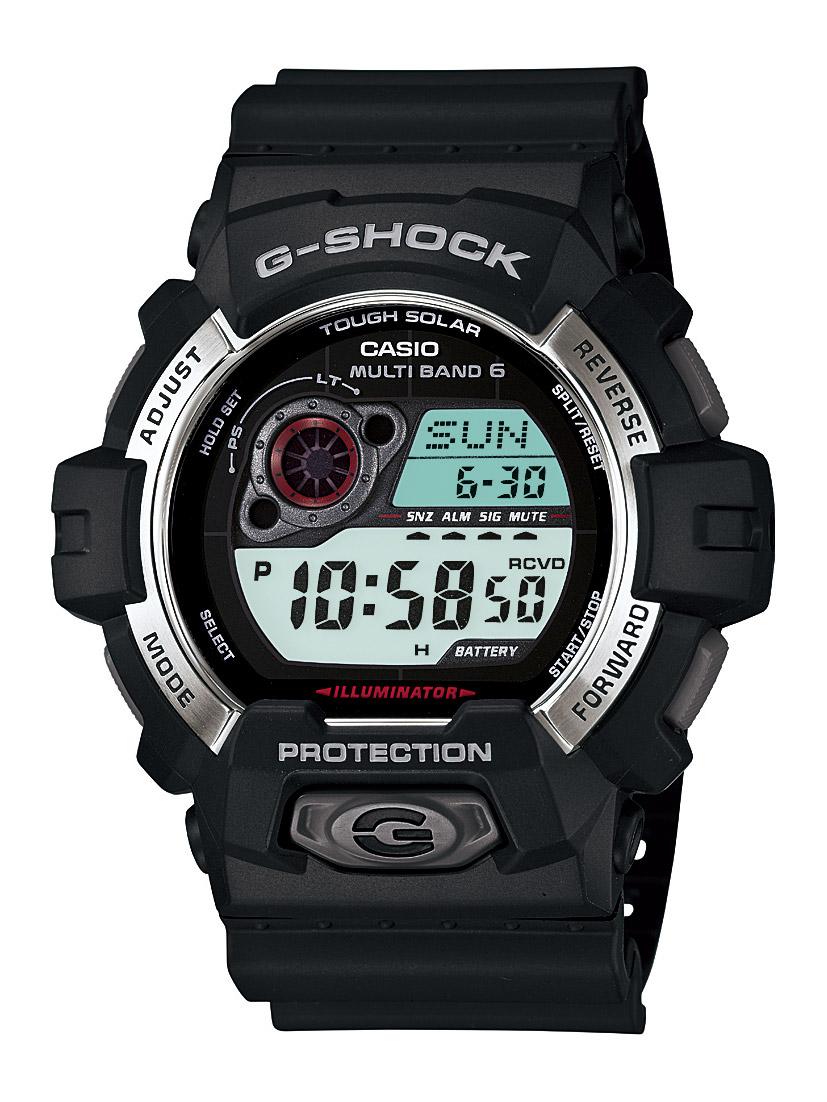 【1,000円OFFクーポン対象】カシオ G-SHOCK クロノグラフ 腕時計 メンズ CASIO GW-8900-1JF