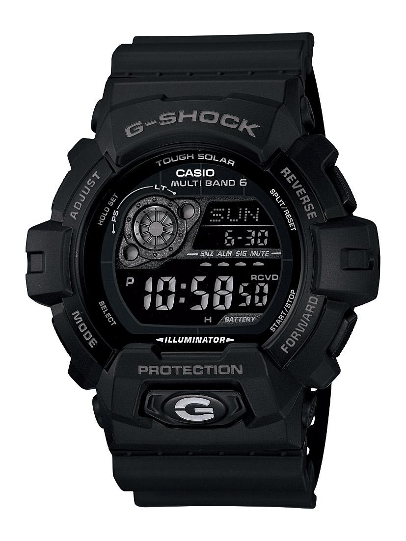 カシオ G-SHOCK クロノグラフ 腕時計 メンズ CASIO GW-8900A-1JF