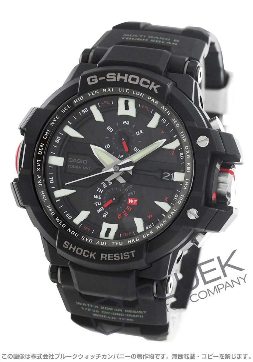 カシオ G-SHOCK スカイコックピット クロノグラフ パワーリザーブ 腕時計 メンズ CASIO GW-A1000-1AJF