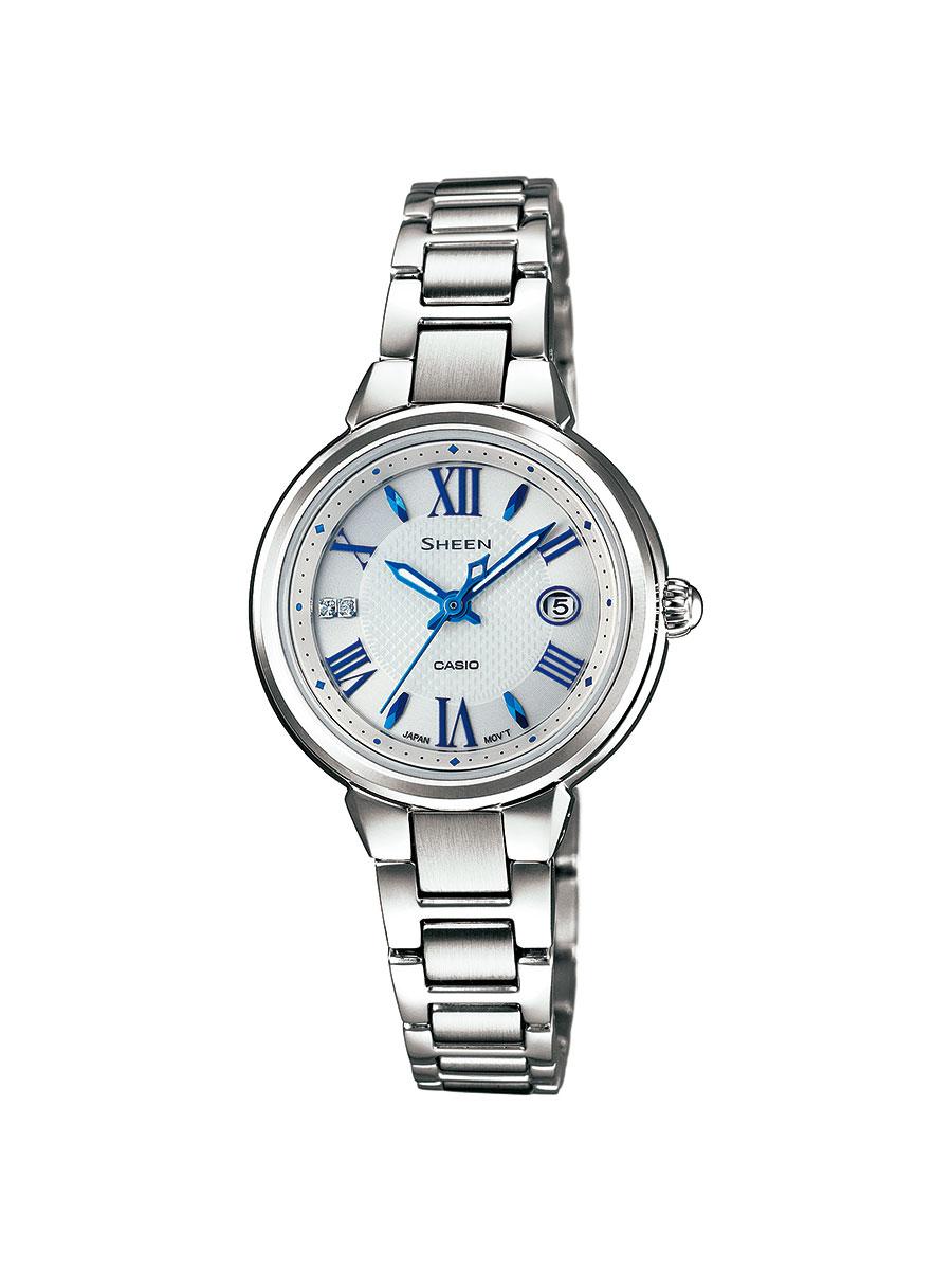 カシオ シーン 腕時計 レディース CASIO SHE-4516SBY-7AJF