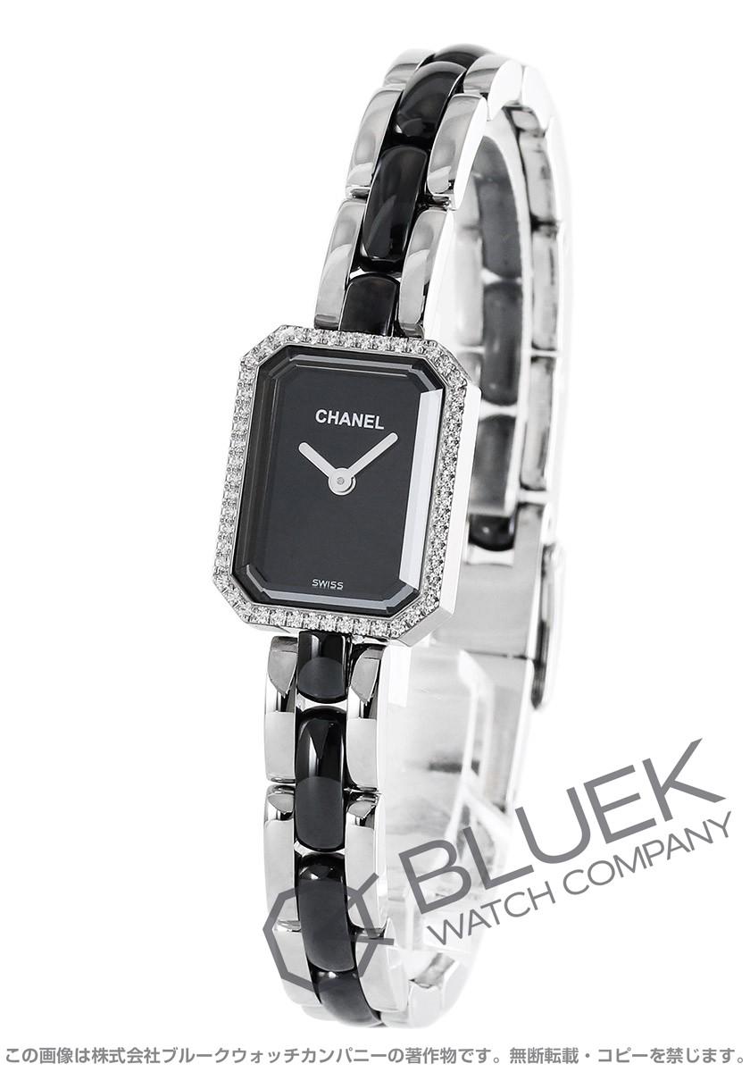 【15,000円OFFクーポン対象】シャネル プルミエール ダイヤ 腕時計 レディース CHANEL H2163