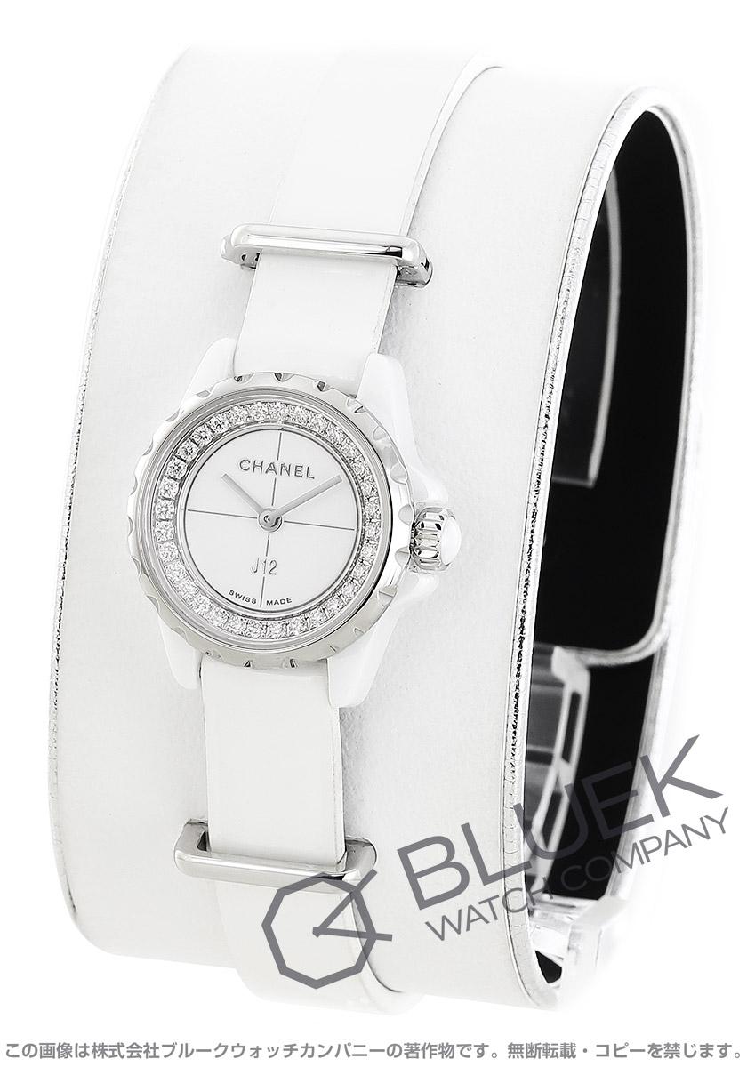 シャネル J12 XS ダイヤ 腕時計 レディース CHANEL H4664