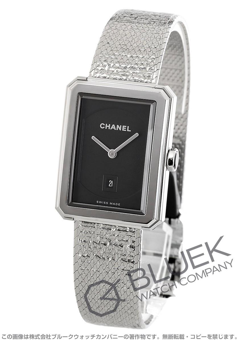 シャネル ボーイフレンド ツイード 腕時計 レディース CHANEL H4878