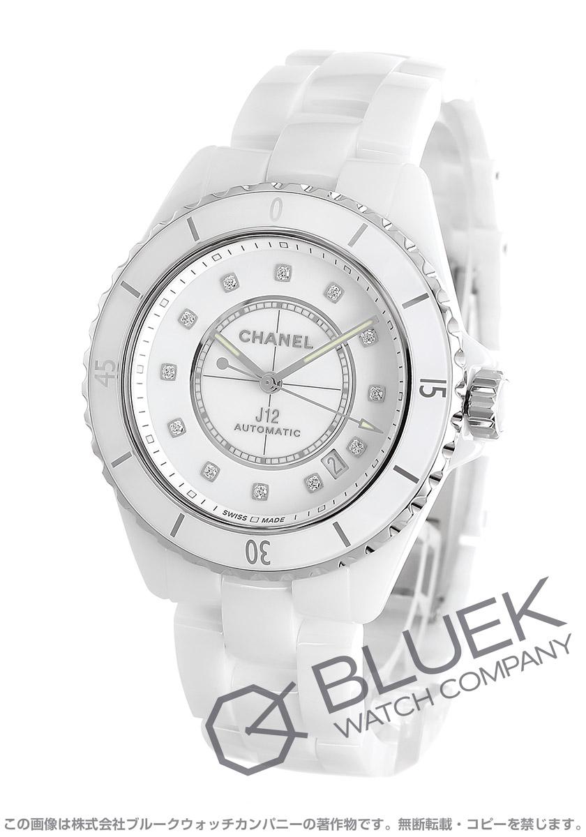 シャネル J12 ダイヤ 腕時計 ユニセックス CHANEL H5705
