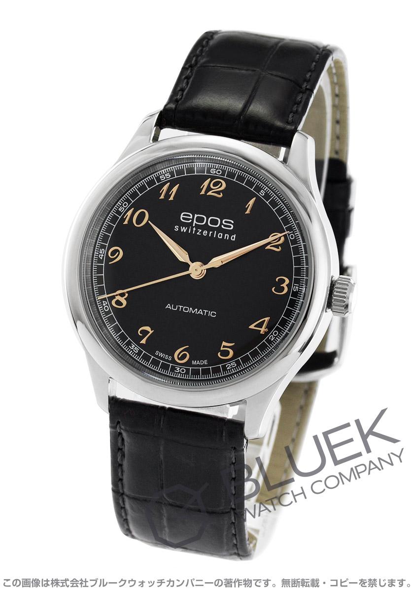 エポス エボケーション 腕時計 メンズ EPOS 3285ABK