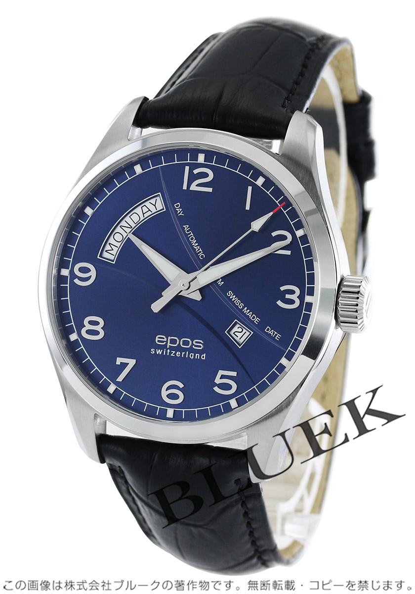 エポス パッション 3402 腕時計 メンズ EPOS 3402NBL