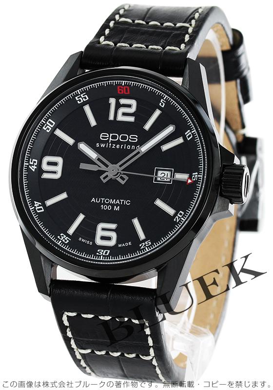 エポス スポーティブ 3425 腕時計 メンズ EPOS 3425BABK