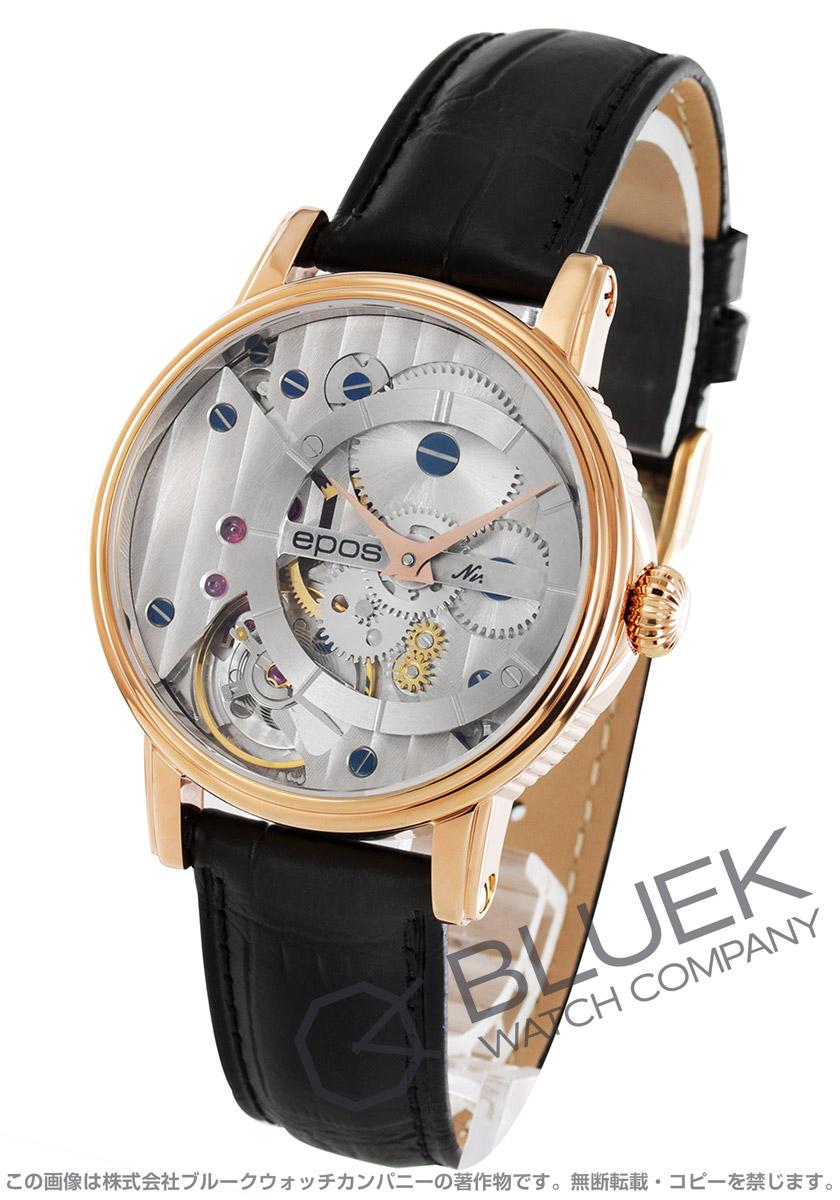 エポス ヴェルソ 世界限定999本 腕時計 メンズ EPOS 3435CGRGSL