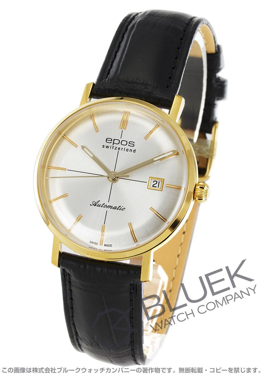 エポス オリジナーレ レトロ 腕時計 メンズ EPOS 3437YGSLBK