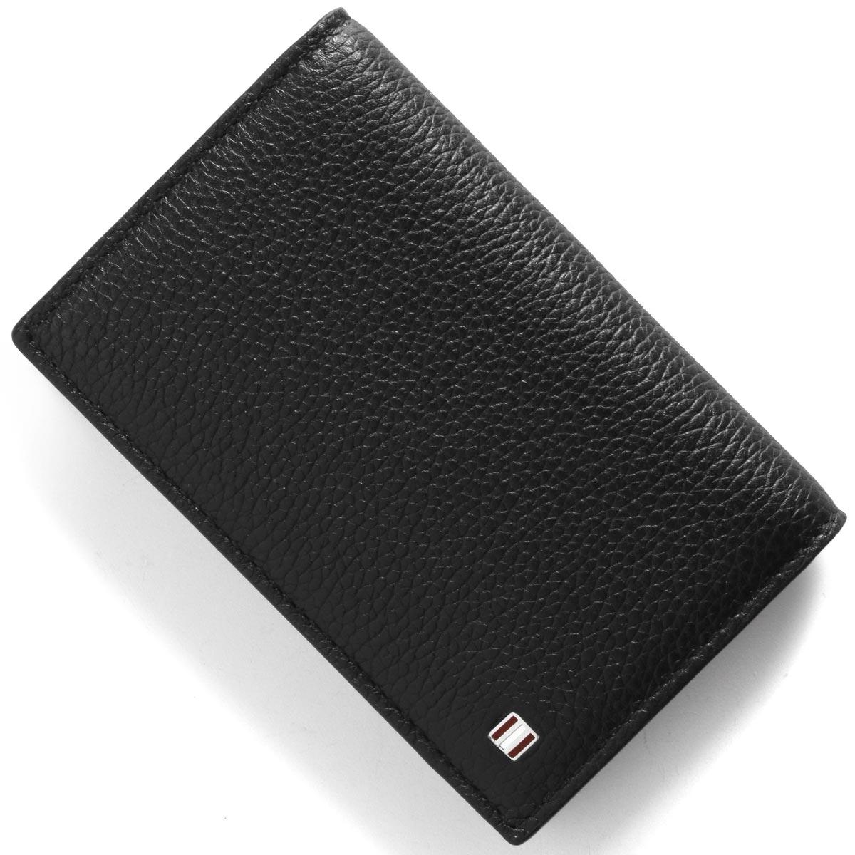 バリー カードケース/名刺入れ メンズ ガレー ブラック GALEE 10 6228847 BALLY