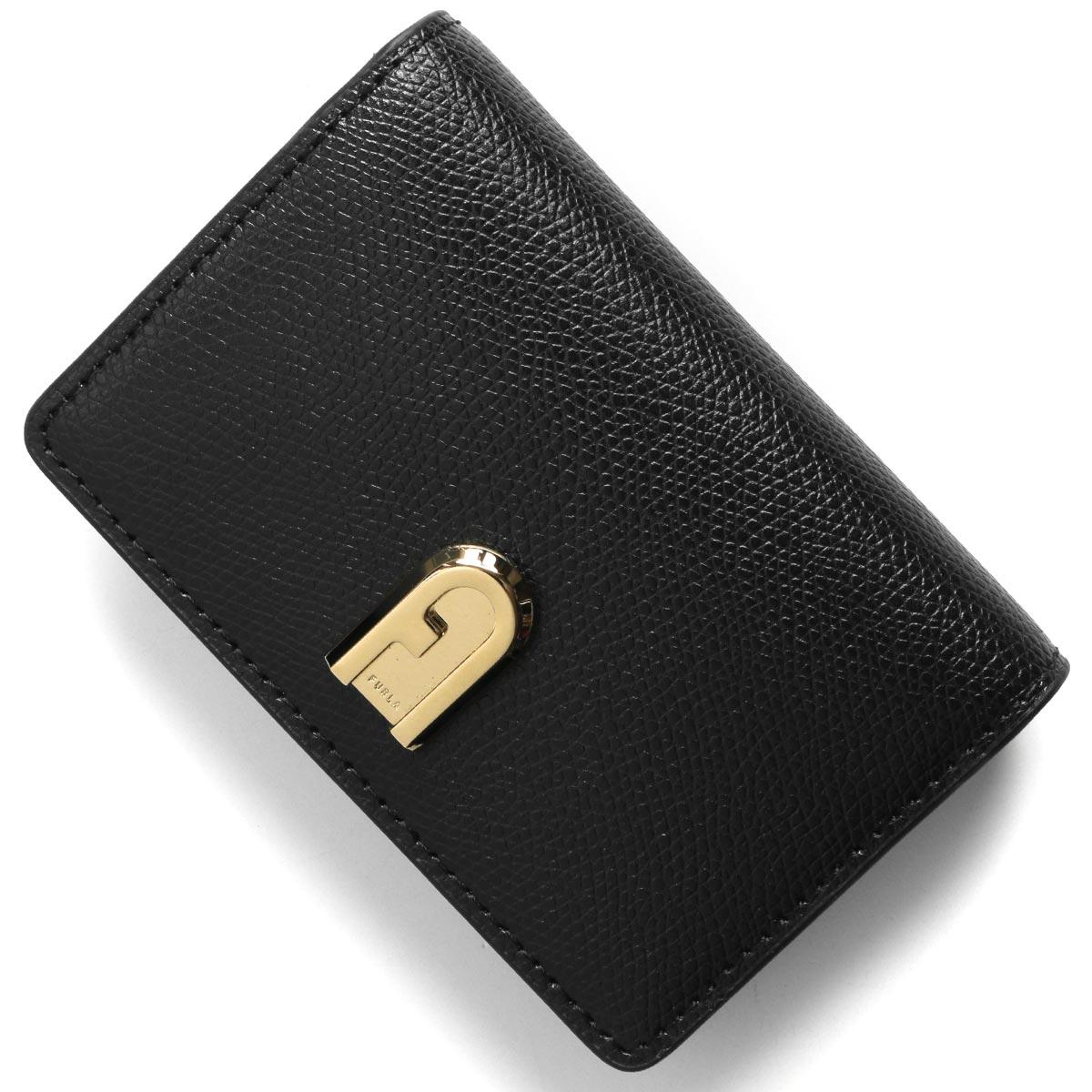 フルラ カードケース レディース 1927 スモール ブラック PDA3 ARE O60 1056422 FURLA