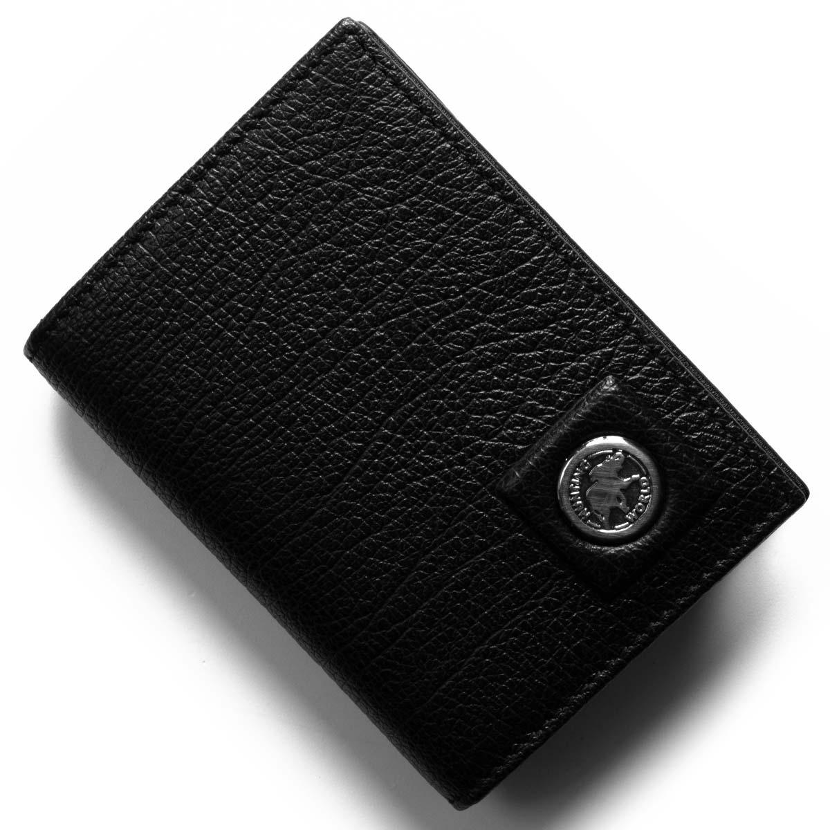 ハンティングワールド カードケース メンズ タホー ブラック 573 1 233 HUNTING WORLD