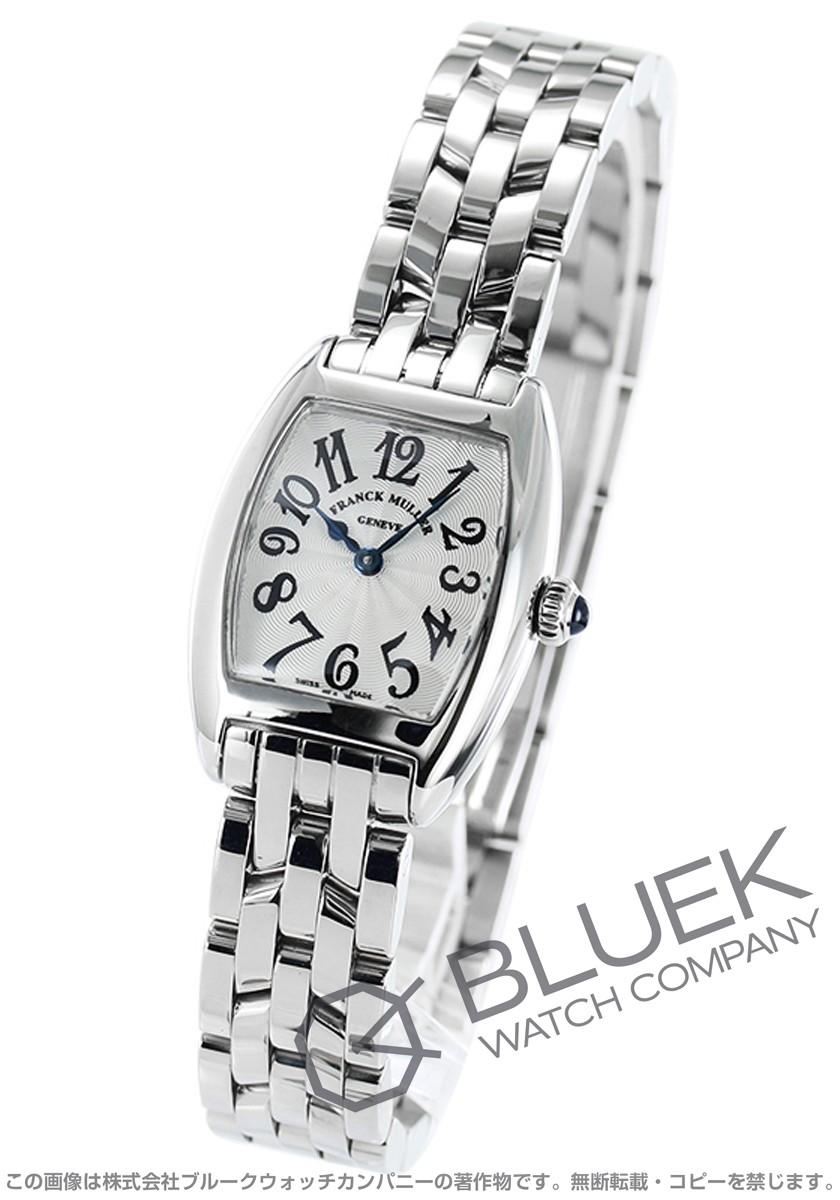 フランクミュラー トノーカーベックス プティ 腕時計 レディース FRANCK MULLER 2502 QZ[FM2502QZSSSL]