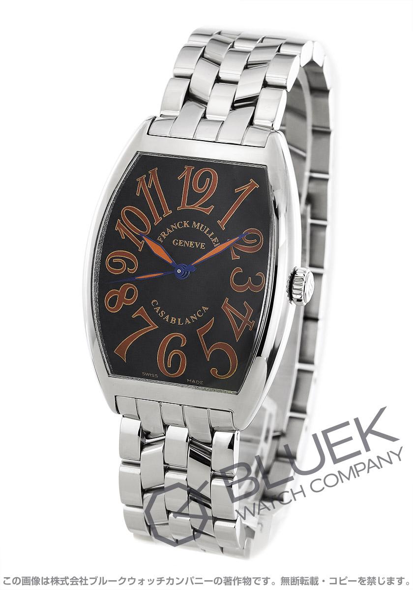 フランクミュラー カサブランカ サハラ 腕時計 メンズ FRANCK MULLER 6850 B C SHR SAHARA[FM6850SCCASSBKBR]