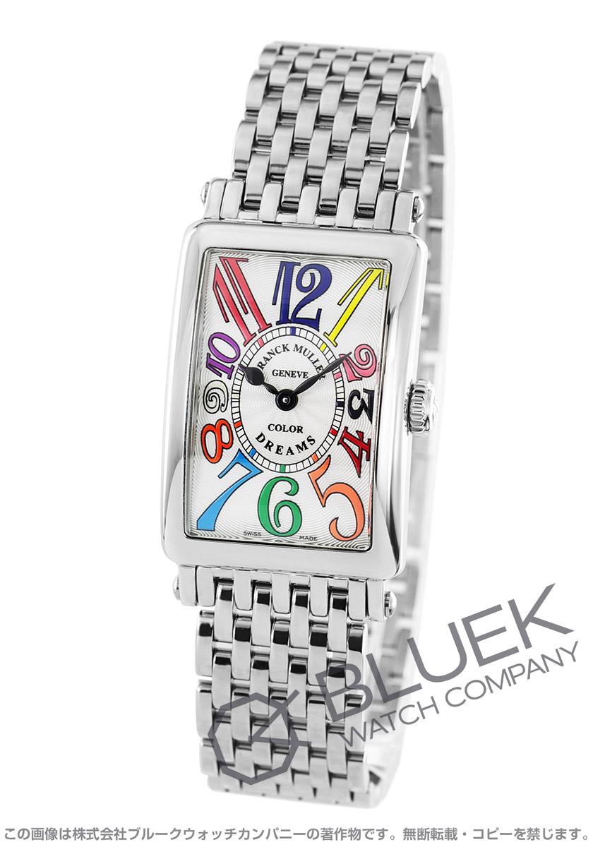 フランクミュラー ロングアイランド カラードリーム 腕時計 レディース FRANCK MULLER 902 QZ COL DRM[FM902QZCDSSSL1]