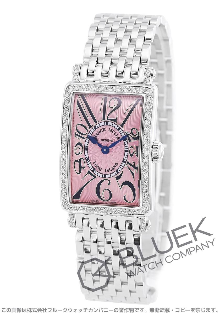 フランクミュラー ロングアイランド ダイヤ 腕時計 レディース FRANCK MULLER 902 QZ D 1R[FM902QZDSSPK]