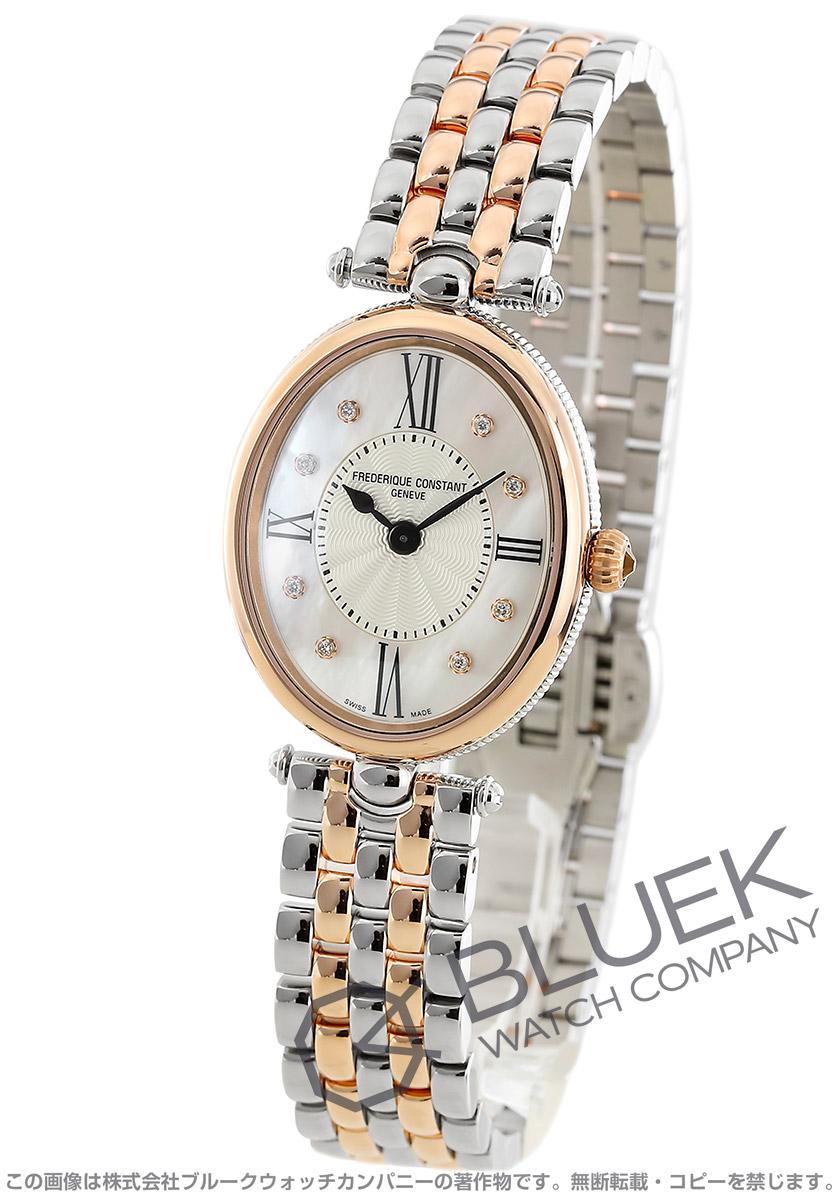フレデリックコンスタント アールデコ ダイヤ 腕時計 レディース FREDERIQUE CONSTANT 200RMPW2V2B