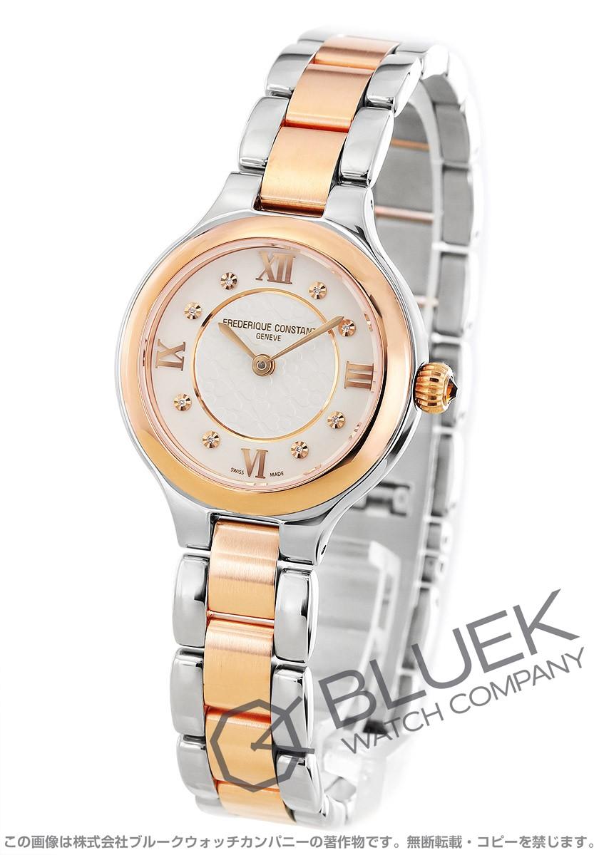 フレデリックコンスタント クラシック ディライト ダイヤ 腕時計 レディース FREDERIQUE CONSTANT 200WHD1ER32B