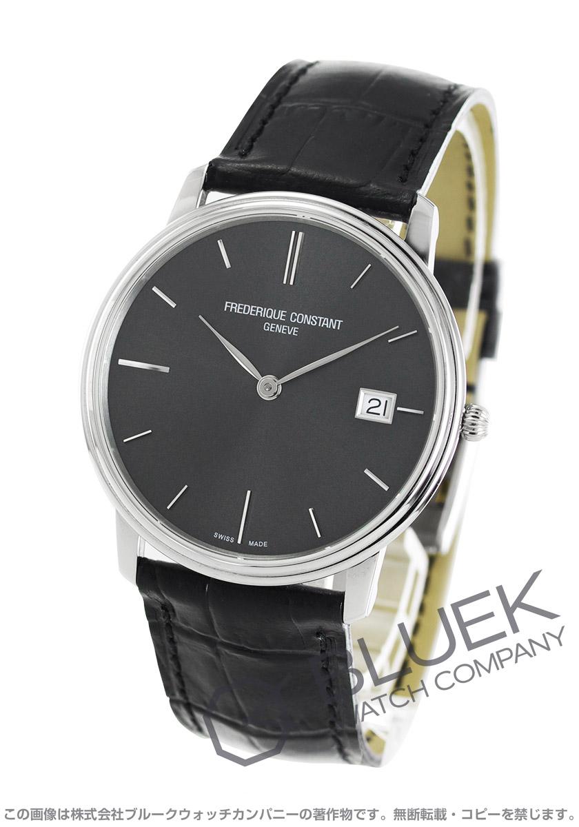 フレデリックコンスタント スリムライン 腕時計 メンズ FREDERIQUE CONSTANT 220NG4S6