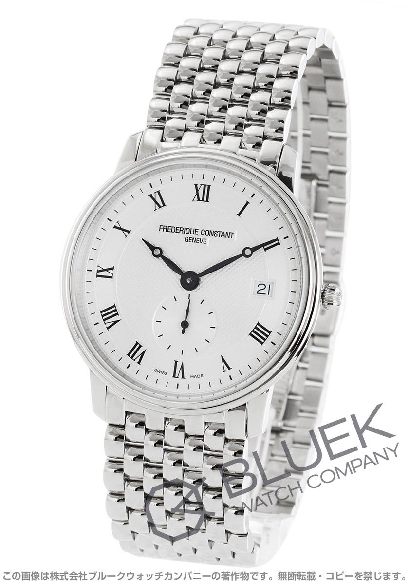 フレデリックコンスタント スリムライン 腕時計 メンズ FREDERIQUE CONSTANT 245M4S6B