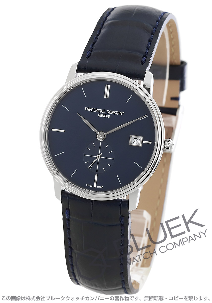 フレデリックコンスタント スリムライン ミッドサイズ 腕時計 メンズ FREDERIQUE CONSTANT 245N4S6
