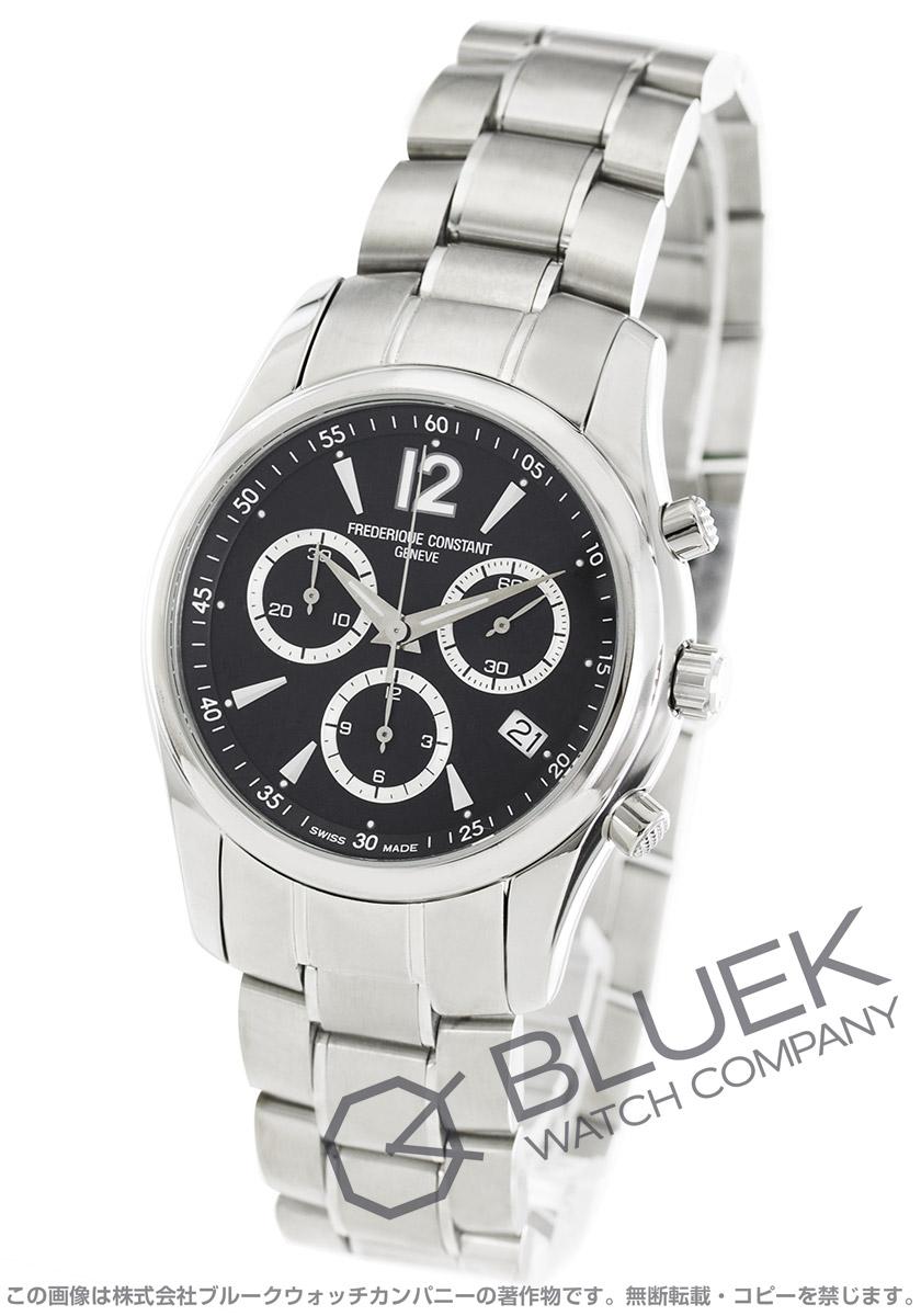 フレデリックコンスタント ジュニア クロノグラフ 腕時計 ユニセックス FREDERIQUE CONSTANT 292BS4B26B