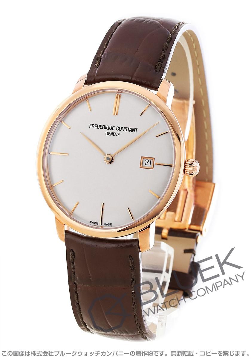 フレデリックコンスタント スリムライン 腕時計 メンズ FREDERIQUE CONSTANT 306V4S4