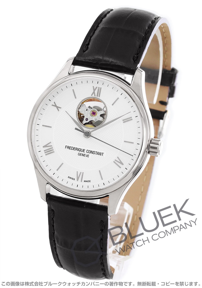 フレデリックコンスタント クラシック ハートビート 腕時計 メンズ FREDERIQUE CONSTANT 310MS5B6