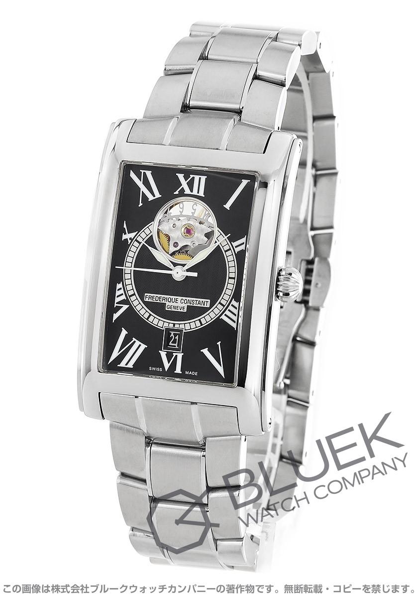 フレデリックコンスタント クラシック カレ ハートビート 腕時計 メンズ FREDERIQUE CONSTANT 315BS4C26B