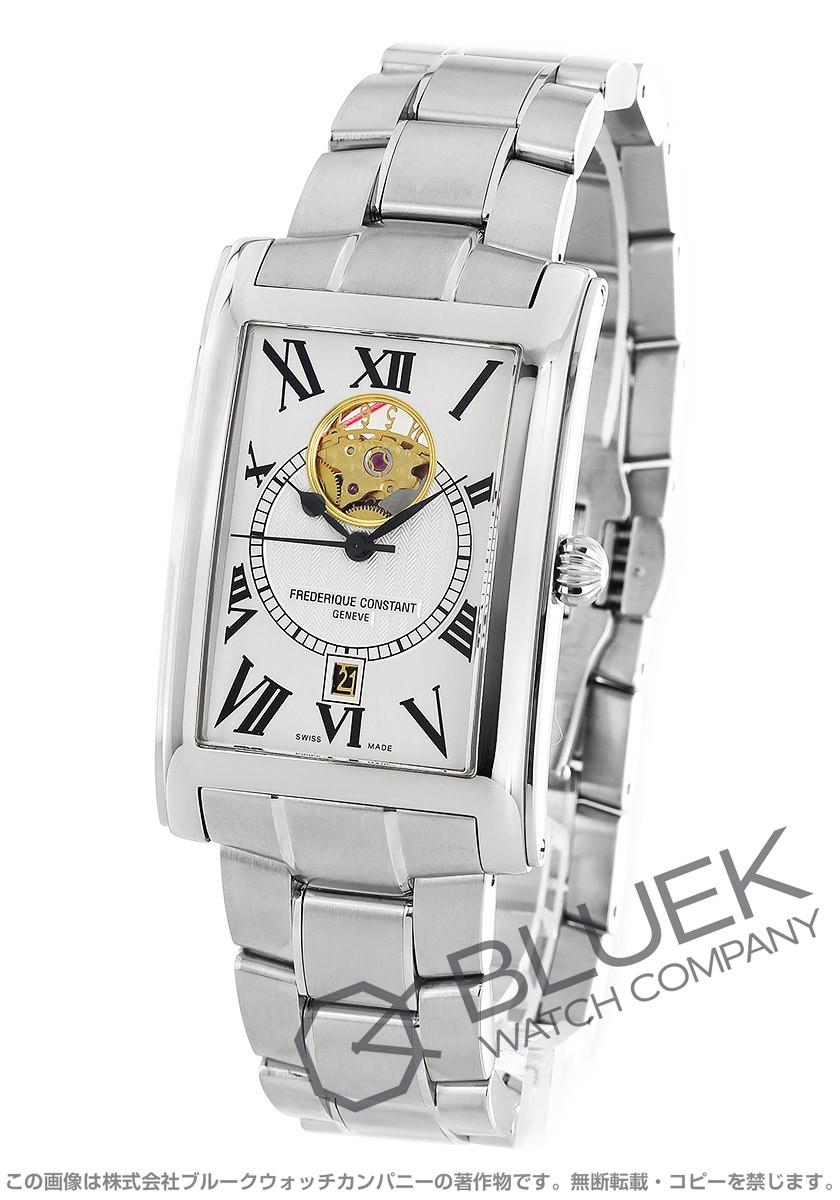 フレデリックコンスタント クラシック カレ ハートビート 腕時計 メンズ FREDERIQUE CONSTANT 315MS4C26B