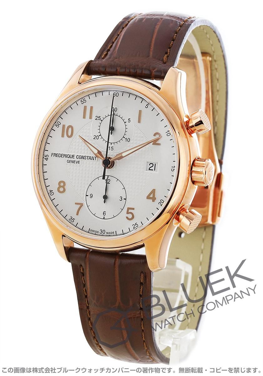 フレデリックコンスタント ランナバウト 世界限定2888本 クロノグラフ 腕時計 メンズ FREDERIQUE CONSTANT 393RM5B4