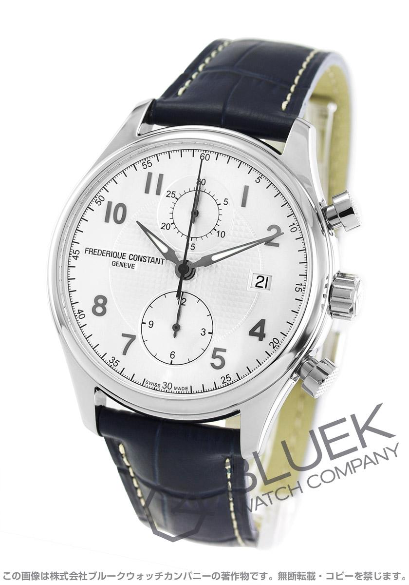 フレデリックコンスタント ランナバウト 世界限定2888本 クロノグラフ 腕時計 メンズ FREDERIQUE CONSTANT 393RM5B6