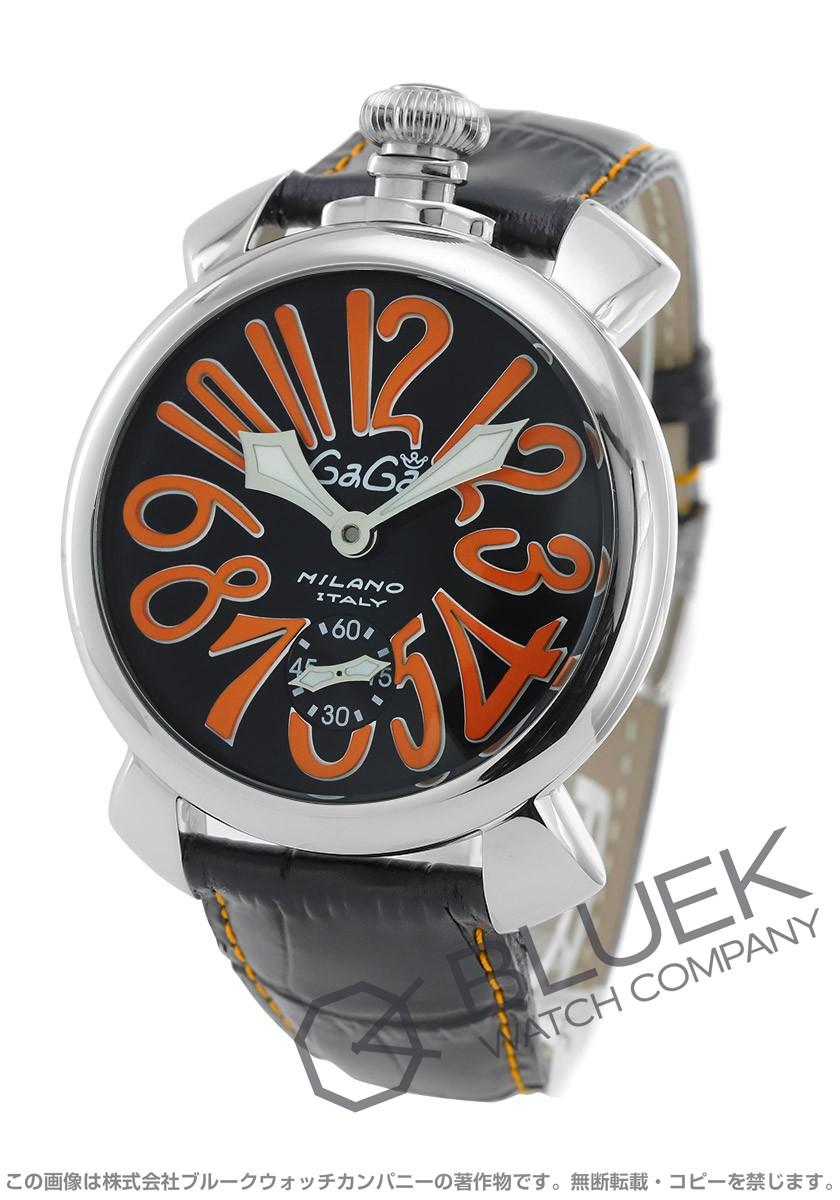 ガガミラノ マヌアーレ48MM 腕時計 メンズ GaGa MILANO 5010.11S