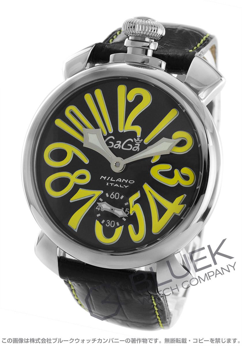 ガガミラノ マヌアーレ48MM 腕時計 メンズ GaGa MILANO 5010.12S