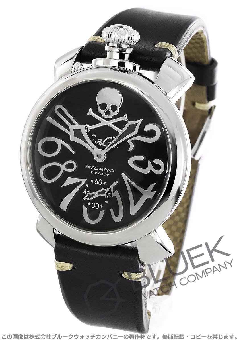 ガガミラノ マヌアーレ48MM アートコレクション 腕時計 メンズ GaGa MILANO 5010ART.02S バーゲン 成人祝い ギフト プレゼント