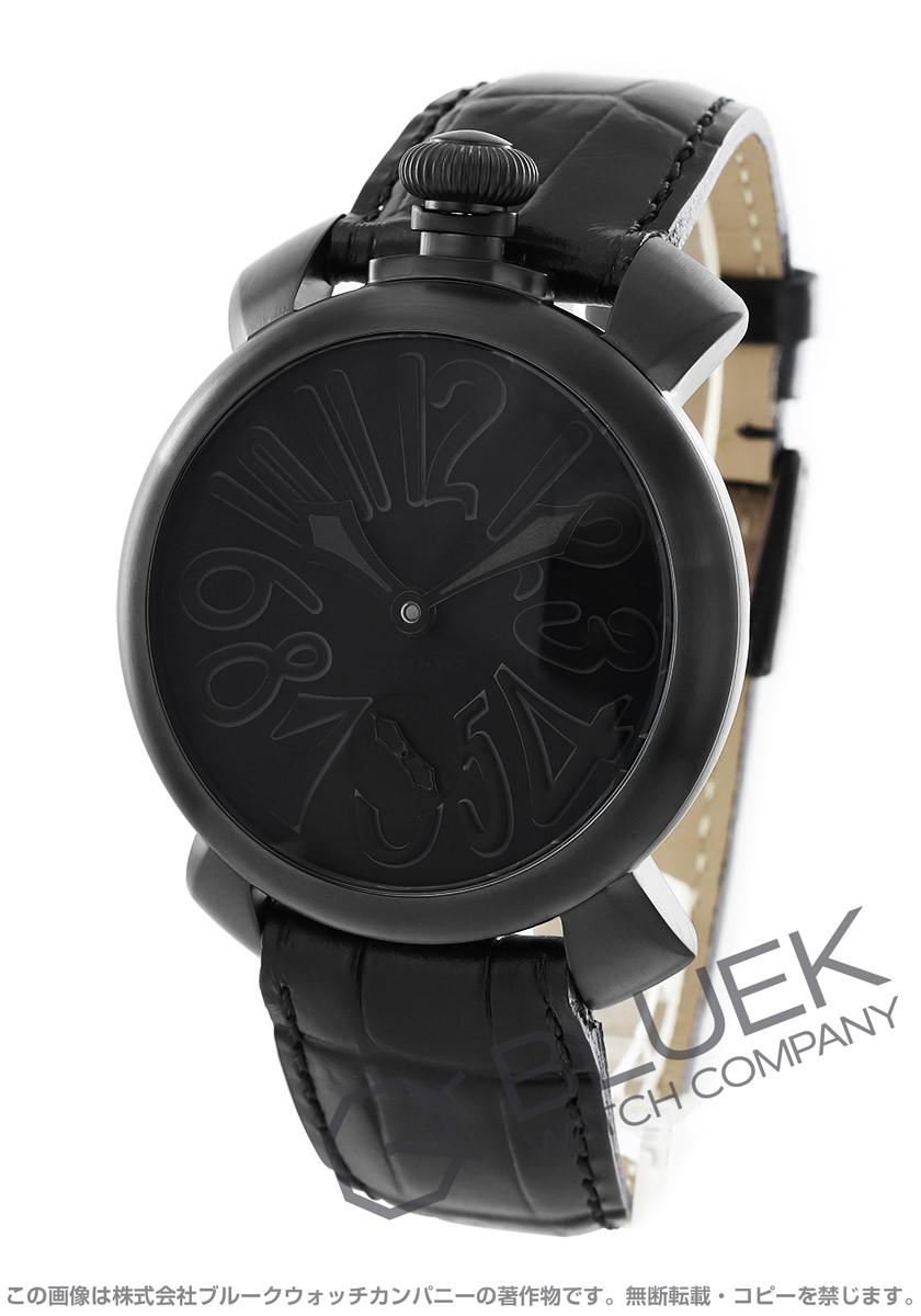 ガガミラノ マヌアーレ48MM 腕時計 メンズ GaGa MILANO 5012.02S