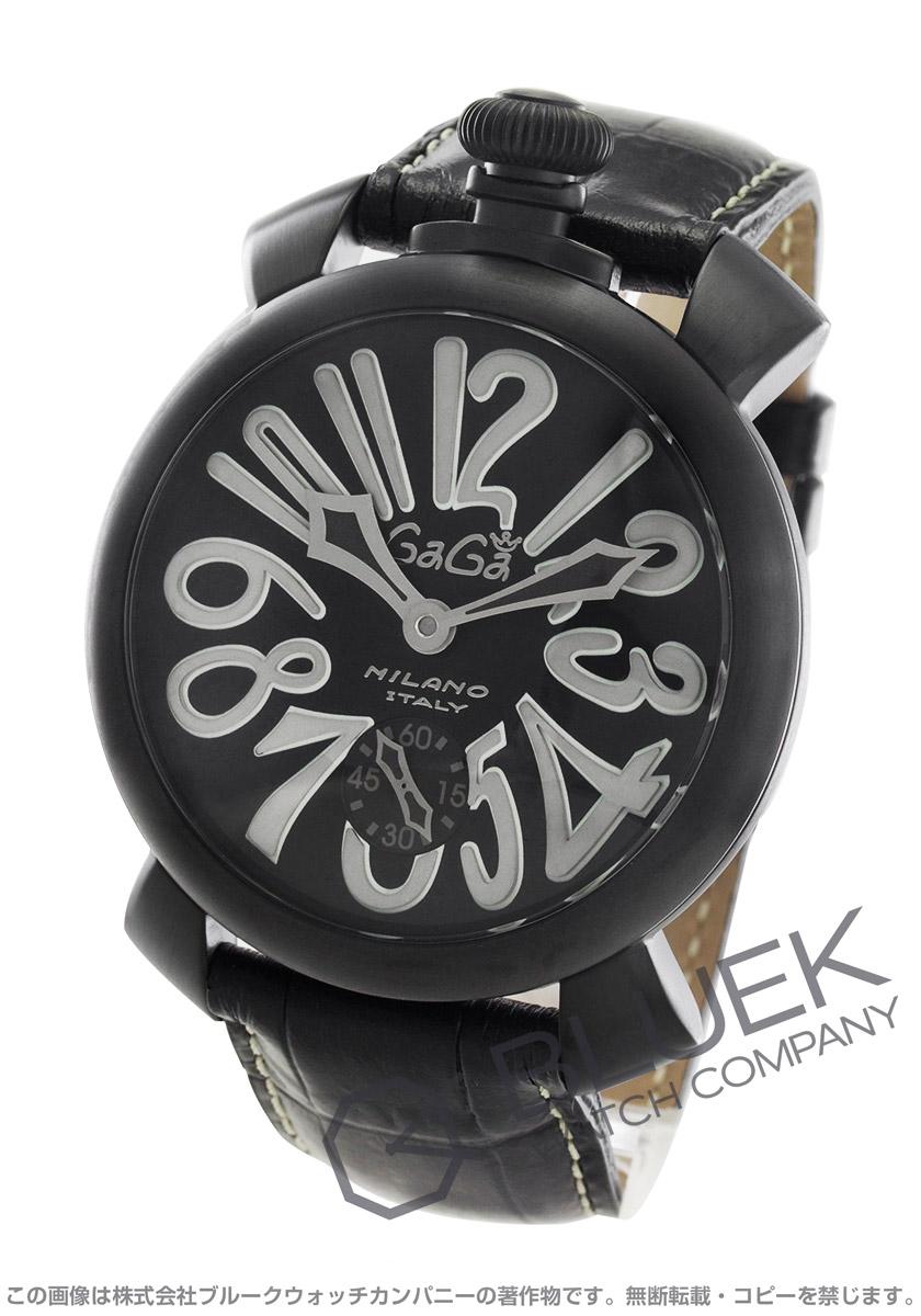 ガガミラノ マヌアーレ48MM 腕時計 メンズ GaGa MILANO 5012.06S