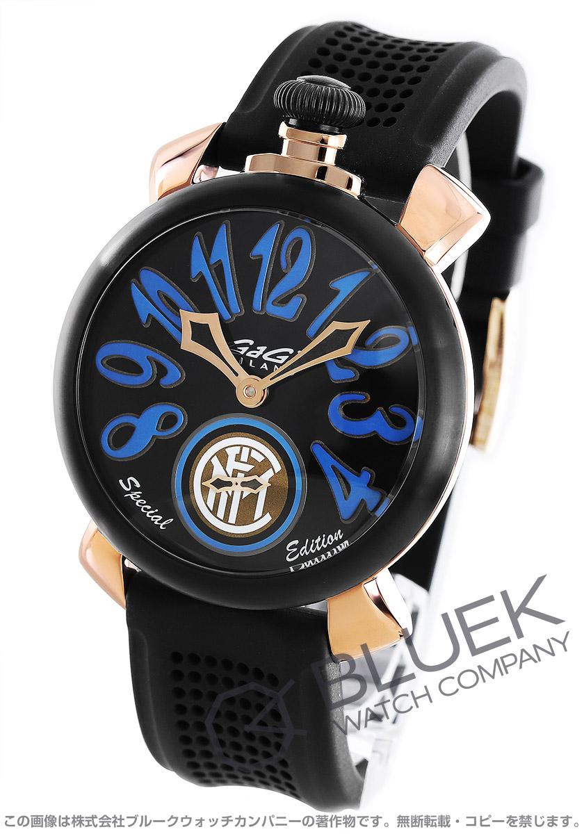 ガガミラノ マヌアーレ48MM スペシャルエディション 腕時計 メンズ GaGa MILANO 5014.IN.01