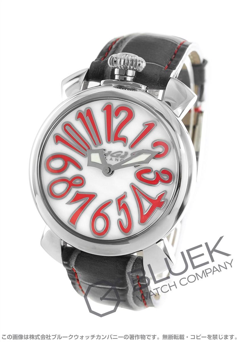 ガガミラノ マヌアーレ40MM 腕時計 ユニセックス GaGa MILANO 5020.10