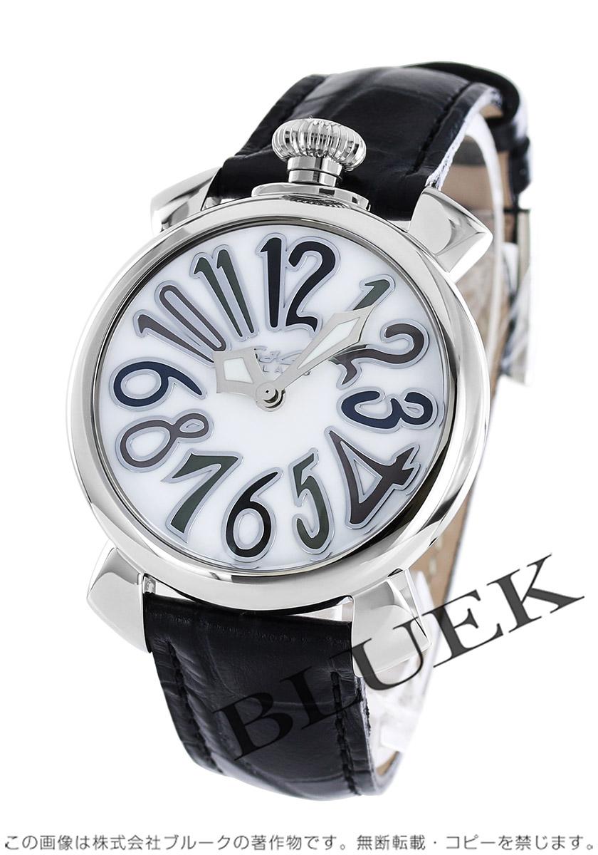 【最大3万円割引クーポン 11/01~】ガガミラノ マヌアーレ40MM 腕時計 ユニセックス GaGa MILANO 5020.5