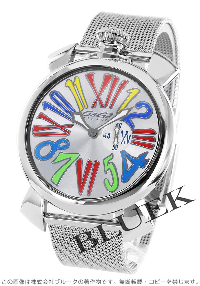 ガガミラノ スリム46MM 腕時計 メンズ GaGa MILANO 5080.1 バーゲン 成人祝い ギフト プレゼント
