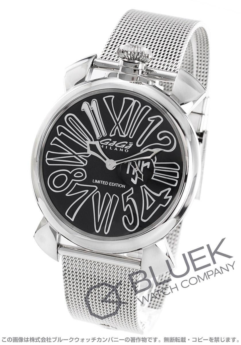 ガガミラノ スリム46MM ネイマールモデル 世界限定1111本 腕時計 メンズ GaGa MILANO 5080.NJ.01