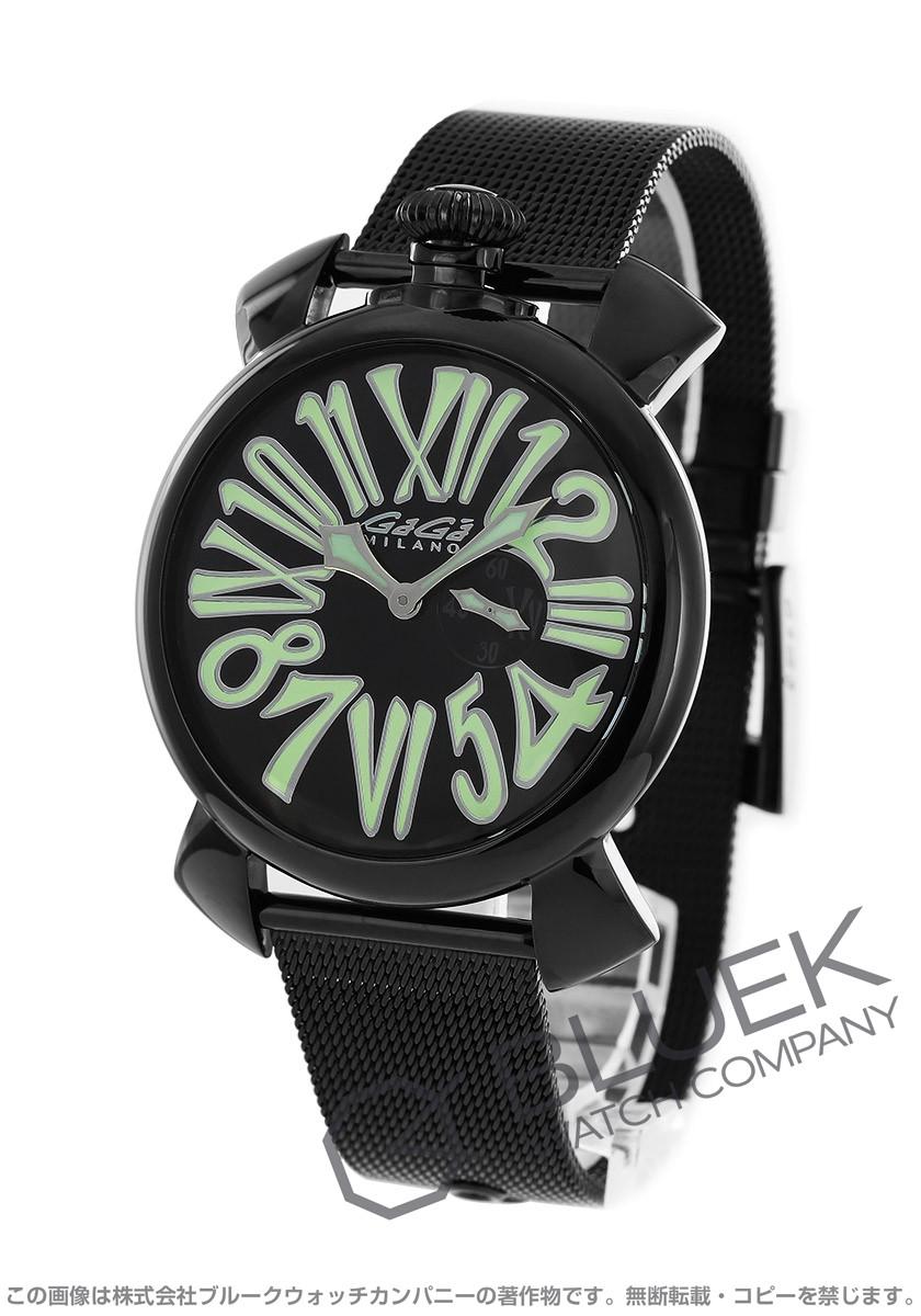 【1,000円OFFクーポン対象】ガガミラノ スリム46MM 腕時計 メンズ GaGa MILANO 5082.2