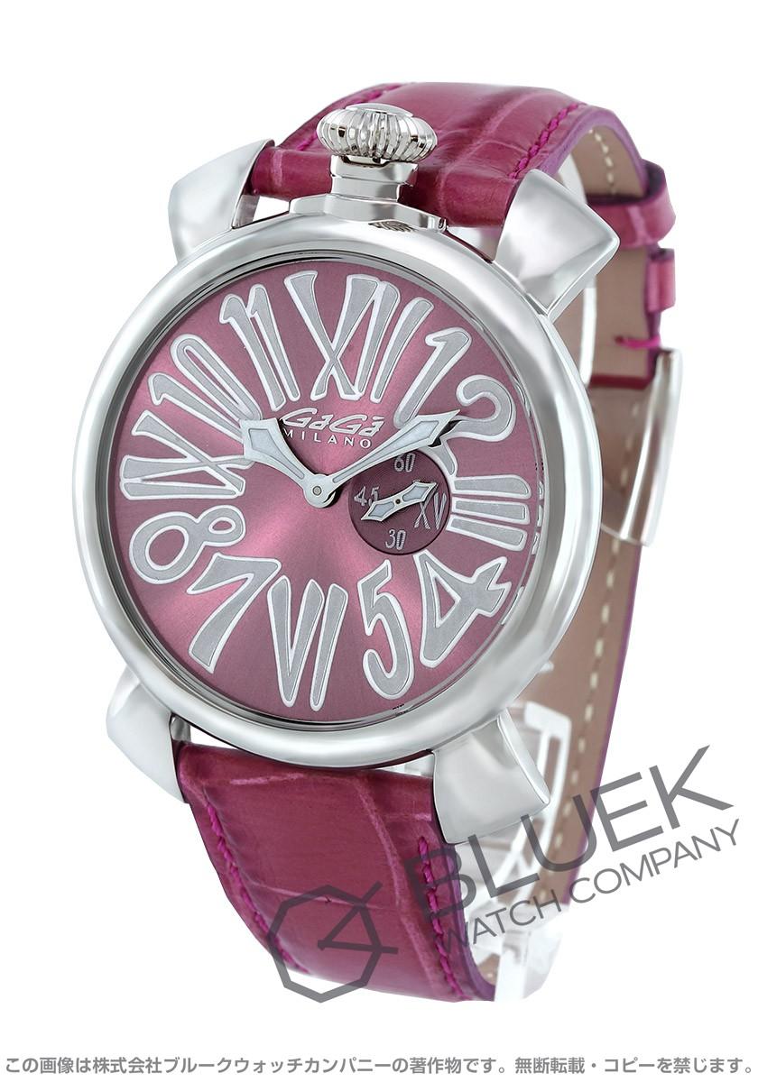 premium selection 247ce 7096c 【9/1~34H限定!1,000円OFFクーポン対象】ガガミラノ スリム46MM 腕時計 メンズ GaGa MILANO  5084.6|ブルークウォッチカンパニー