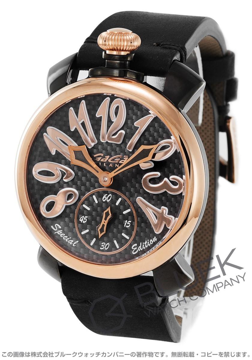 ガガミラノ マヌアーレ48MM スペシャルエディション 腕時計 メンズ GaGa MILANO 5514.SP.01