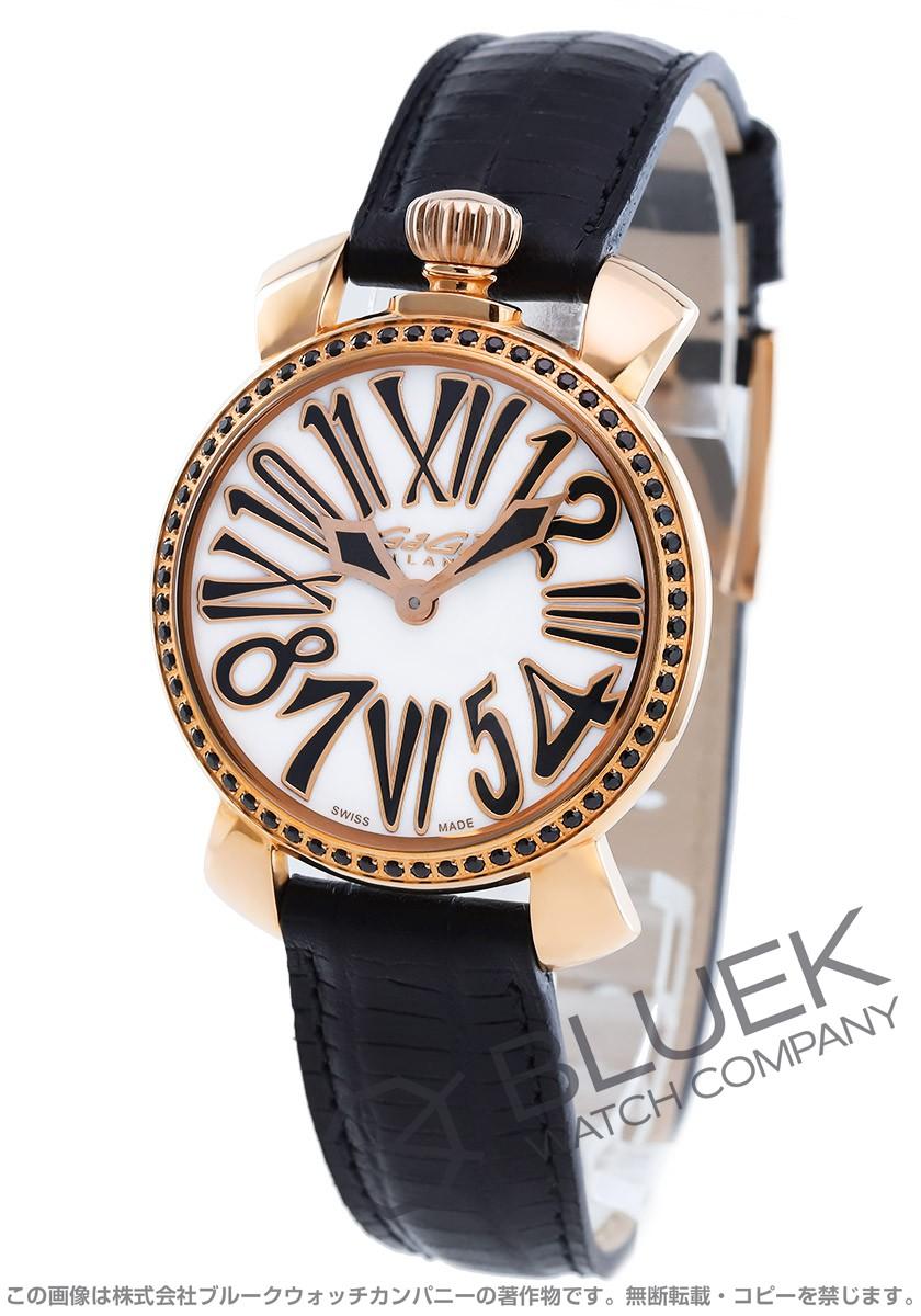 ガガミラノ マヌアーレ35MM 腕時計 レディース GaGa MILANO 6026.01