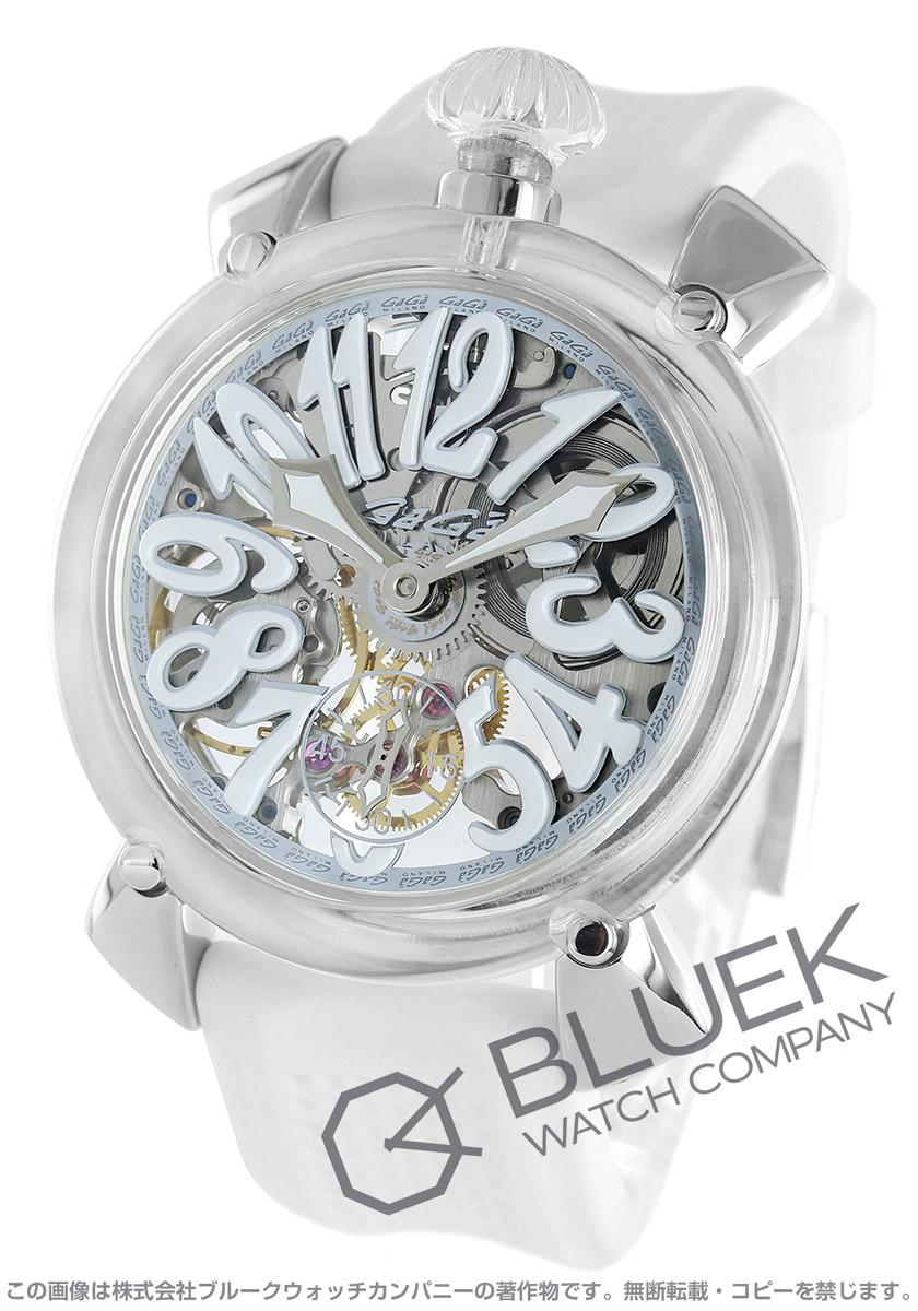 ガガミラノ マヌアーレ48MM クリスタル 腕時計 メンズ GaGa MILANO 6090.01 バーゲン 成人祝い ギフト プレゼント